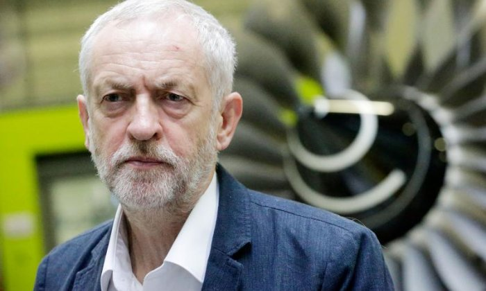 Jeremy Corbyn faces a major deficit in the polls
