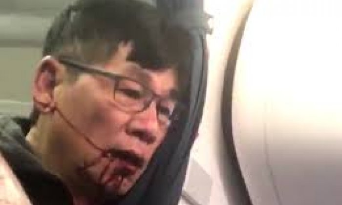 The man refused to get off the flight, saying he was a doctor and had to fly to see his patients