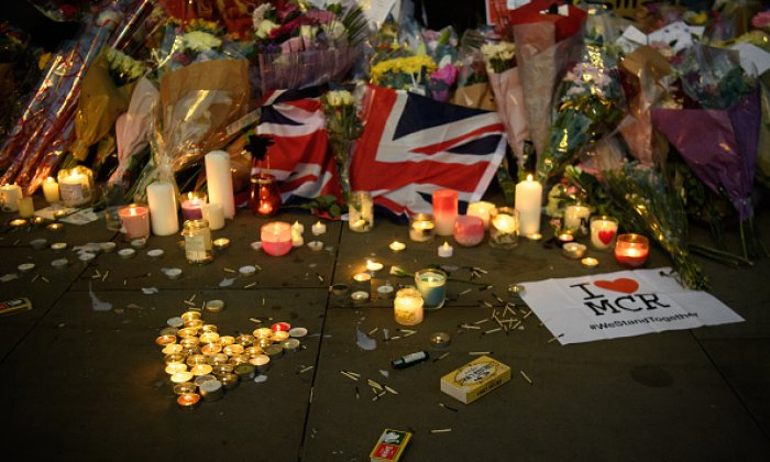 'We need to restart the election campaign to show we're bigger than the terror attack', says Jewish Chronicle