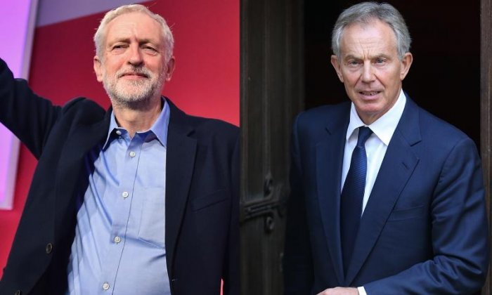 20 years on, how does Labour's leaked manifesto compare with Tony Blair's in 1997?