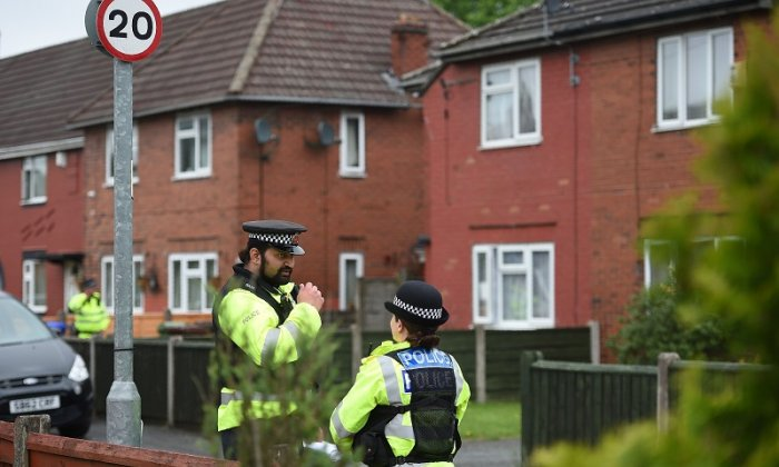 Britain raises terror threat level from