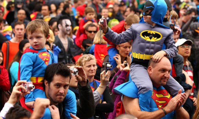 'Don your capes, go out and be a hero' - Twitter celebrated Superhero Day