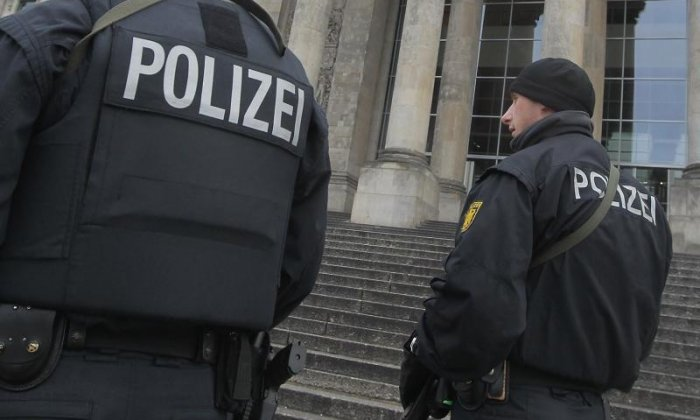 Teen arrested in Germany over suspected planned attack