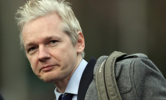 'In essence, Julian Assange and Wikileaks haven't actually leaked anything', says Peter Tatchell