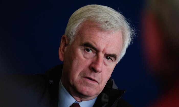 John McDonnell: 'It's totally irrelevant to talk about Marxism', says Labour's Peter Dowd