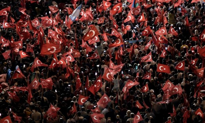 Turkish authorities arrest 57 more people with suspected links to failed coup