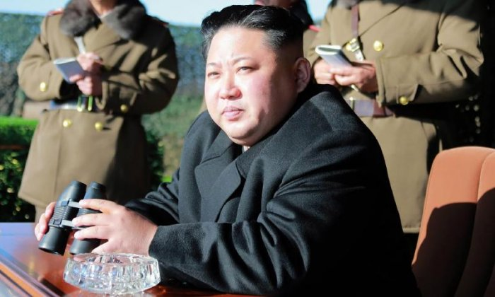 South Korea fires warning shots at North Korea over unidentified flying object