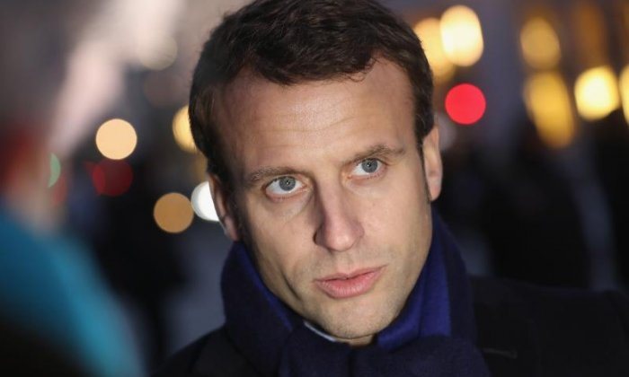 'Emmanuel Macron will be more beneficial to the UK than Marine Le Pen', says journalist