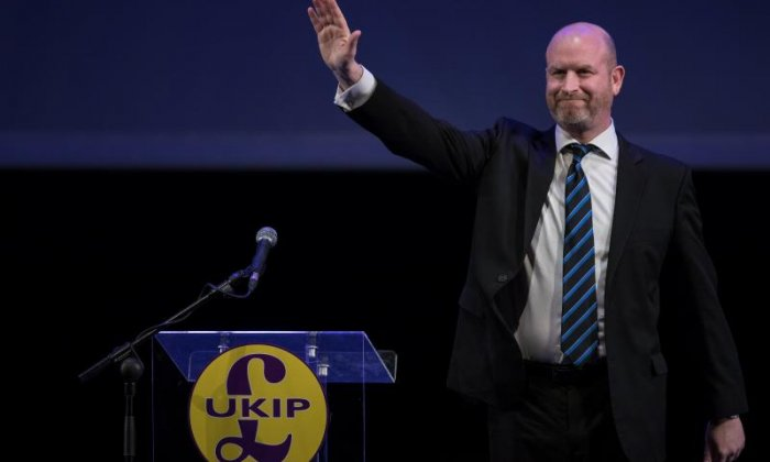 Paul Nuttall defends UKIP's importance ahead of unveiling election manifesto