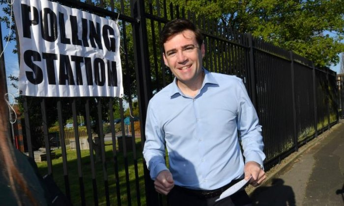 Andy Burnham on why he left Westminster and not attending Jeremy Corbyn's victory rally