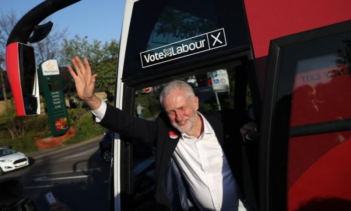 Jeremy Corbyn pledges to fund schools by ending Tory plan for corporation tax