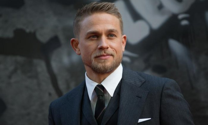 Actor Charlie Hunnam on films, aspirations and King Arthur: Legend of the Sword