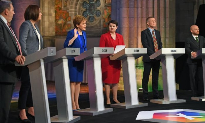 Scottish Leaders Debate: 'Stars of the show were the audience', says Scottish Sun editor