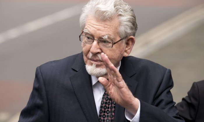 Rolf Harris walks FREE after jury fails to reach verdict on charges