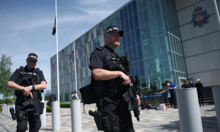 'We can't let far-right facist groups dictate the narrative of the terror attack', says journalist