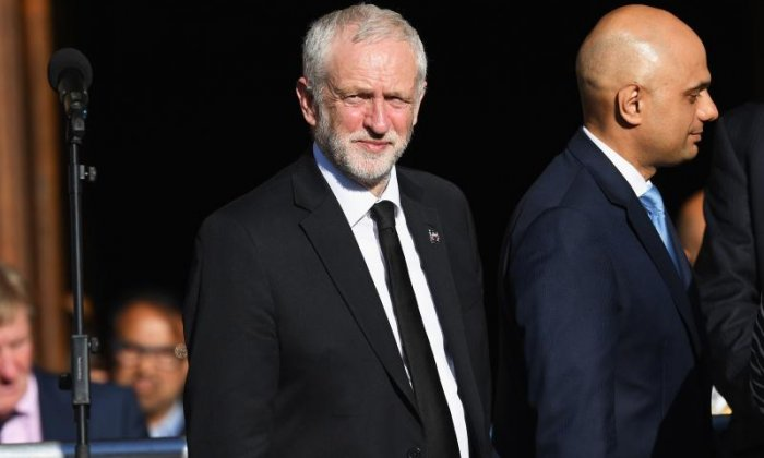Twitter divided over Jeremy Corbyn's foreign policy comments
