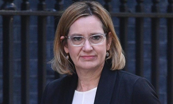 Amber Rudd claims Salman Abedi was know to authorities 'up to a point'