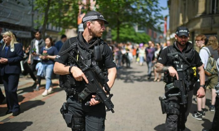 'Armed police were going to be deployed on UK streets even without terrorism', says former police officer