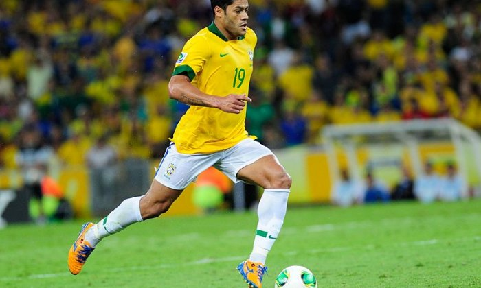Hulk was accused of carrying out the attack at half-time