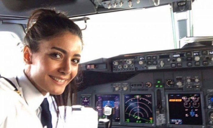 Warte Abubakir Ali passed all of her tests and became fully certified in civil aviation in Denmark in 2015
