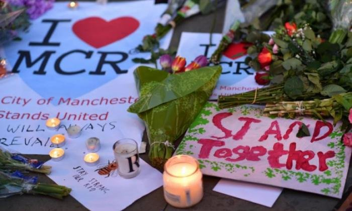 Scores of people have donated money after Monday's attack