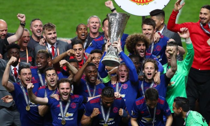 Manchester United beat Ajax in the Europa League final last week