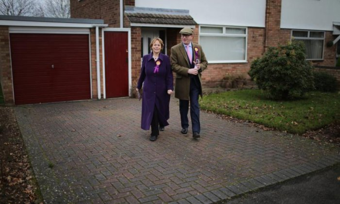 Paul Nuttall spoke after a tough night for UKIP at the polls