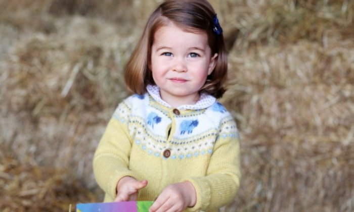 Charlotte is the younger sister of Prince George