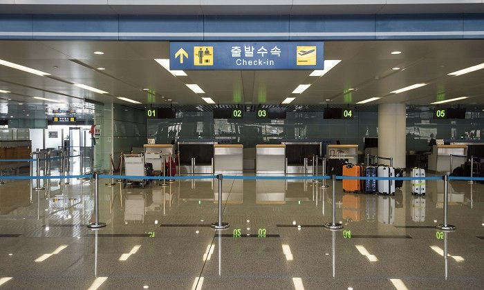 The US citizen was detained at Pyongyang airport