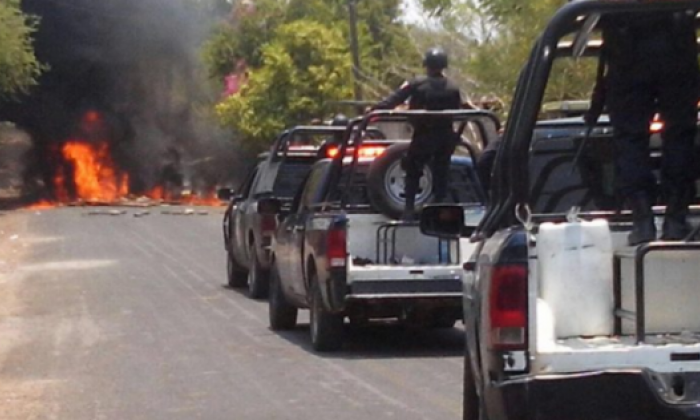 Seven journalists reportedly assaulted in Mexico by cartel members