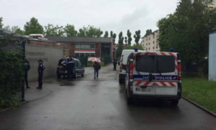 Strasbourg school evacuated after bomb threat