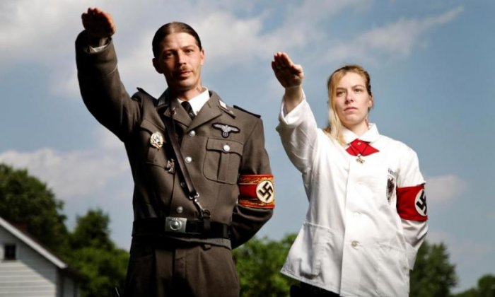 Self-proclaimed Nazi changes his surname to Hitler