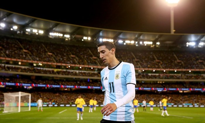 Di Maria's defence team struck a deal with prosecutors