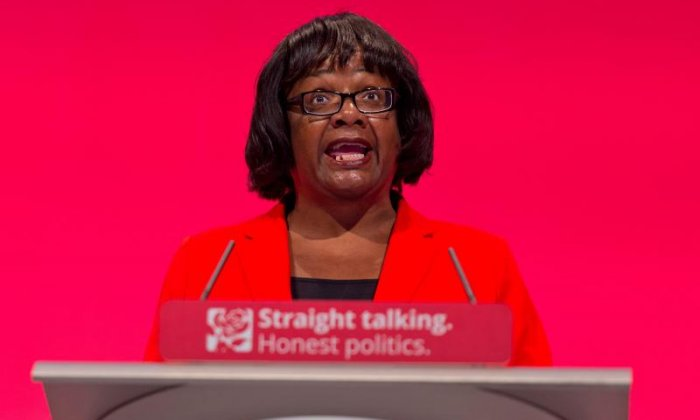 Diane Abbott replaced by Lyn Brown as shadow home secretary
