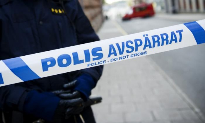 One arrested after van driven into several vehicles as part of suspected attempted murder in Sweden