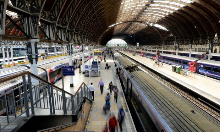 Paddington Station: Man Arrested After Attacking Officer