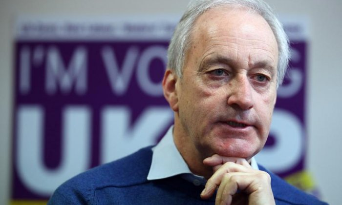Election 2017: 'Theresa May can be pushed over by a puff of wind', says UKIP's Neil Hamilton