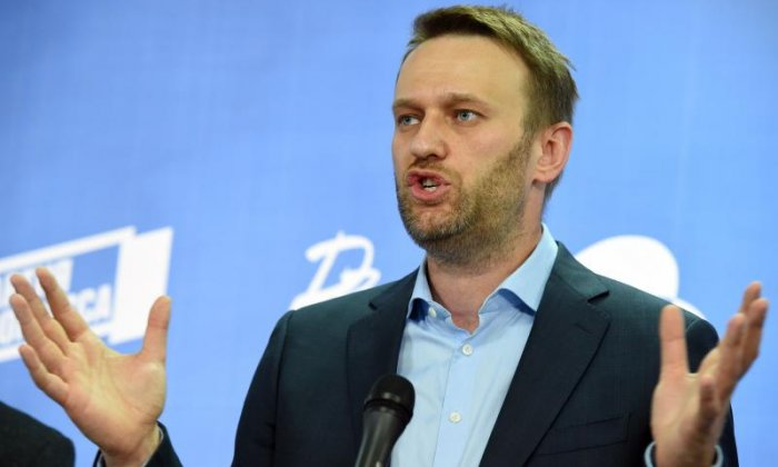 Alexei Navalny reportedly arrested again after he urges people to join protest