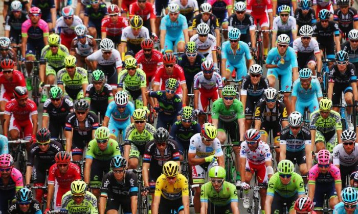 Tour de France Starts with 22 Teams