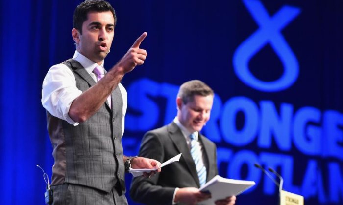 Election 2017: 'SNP could be more influential because of the hung Parliament', says Humza Yousaf MSP
