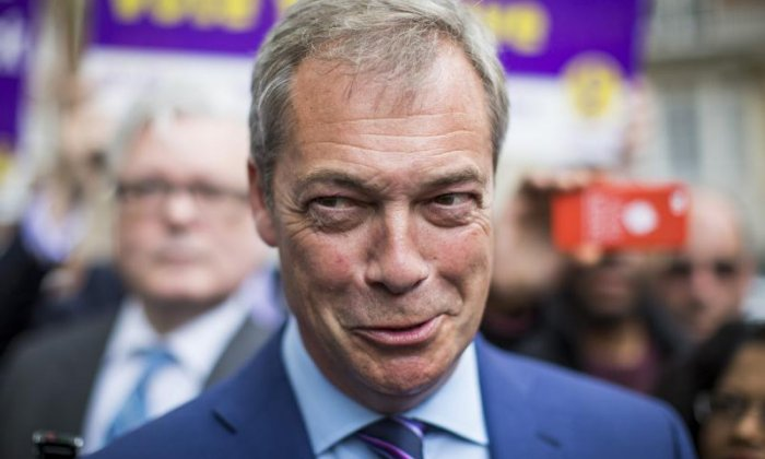 Paul Nuttall resigns: 'Nigel Farage can be the next leader of UKIP if he wants to', says MEP Patrick O'Flynn