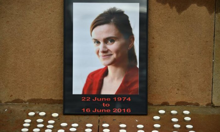 The Great Get Together - people are coming together to mark one-year anniversary of Jo Cox's tragic death