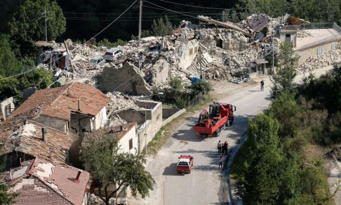 Geologists falsely report 5.1 magnitude earthquake in Italy due to technical error