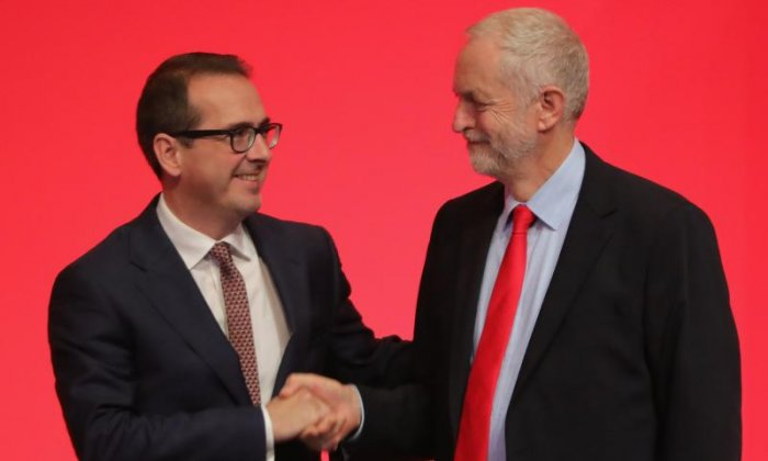 'Owen Smith in shadow cabinet is a symbolic gesture by Jeremy Corbyn to show he wants unity'
