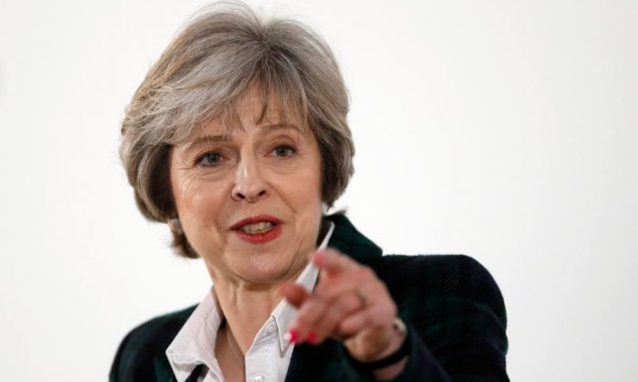 Theresa May working to quell possible Tory rebellion over election result