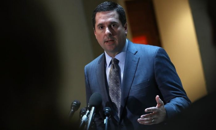 US Russia probe: Devin Nunes refuses to say if he's stepped aside