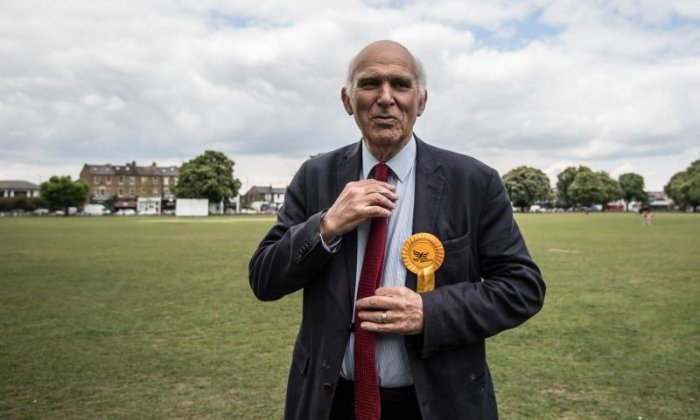 Election 2017: 'Recent terror attacks have shifted focus onto national security, but people remember Theresa May cutting police numbers', says Sir Vince Cable