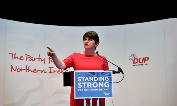 DUP could potentially pull out of Tory deal if 'taken for granted'