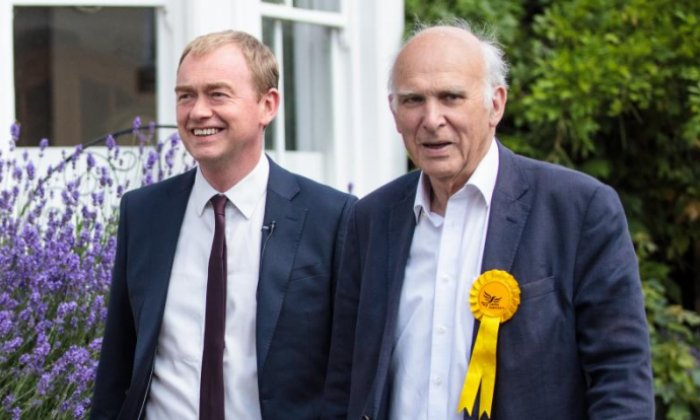 Vince Cable to run for Liberal Democrats' leadership