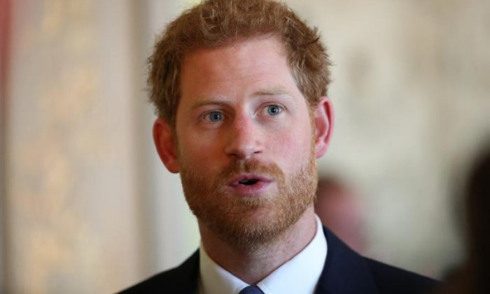 Prince Harry Says No One in Royal Family Wants Throne